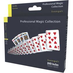 Tour de magie-Cartes Svengali avec DVD