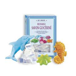 Recharge savon glycériné