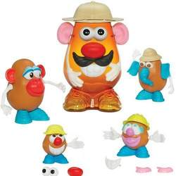 Monsieur Patate Safari Disney Toy Story
