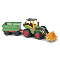 Ensemble tracteur avec remorque