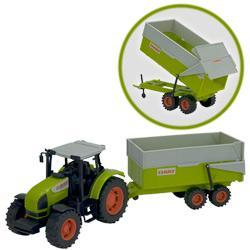 Tracteur Class articulé