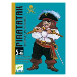 Jeu de Cartes Piratak