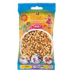 Sachet 1000 perles or