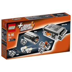 8293 - LEGO® Technic Ensemble Moteur Power Fonctions