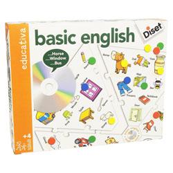 Jeu éducatif Basic English