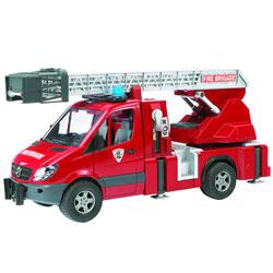 Camion de pompier Mercedes