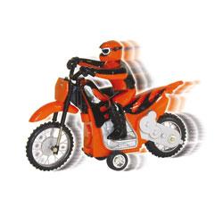 Moto à fonctions