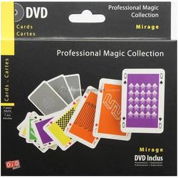 Tour de magie-Illusion Optique avec DVD