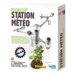 Station météorologie