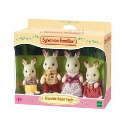 Syvanian famille lapin chocolat