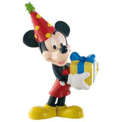 Figurine Mickey Anniversaire