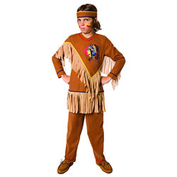 Costume Indien 4/6 ans
