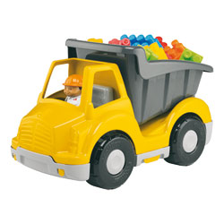 Camion benne Abrick