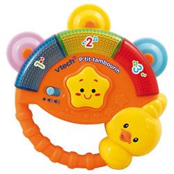 Hochet - P'tit tambourin