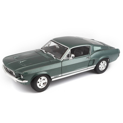 Voiture Ford Mustang GTA Fastback 1967