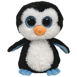 Ty-Waddles le Pingouin Boo's 15 cm