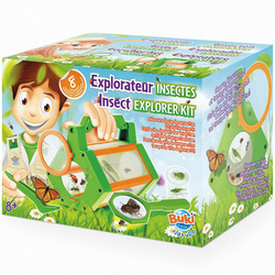 Explorateur d'insectes