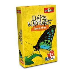 Défis nature insectes