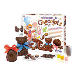 Mon kiosque à chocolats