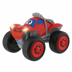 Voiture Billy Bigwheels Rouge
