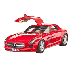 Maquette Mercedes SLS AMG Revell