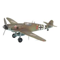 Maquette avion Messerschmitt Bf 109 G-10