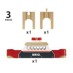 Brio 33569-Navire de transfert son et lumières
