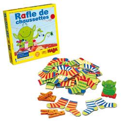 Rafle de Chaussettes