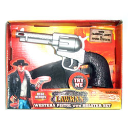Pistolet Son et Lumière