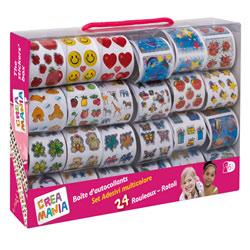 Coffret Stickers