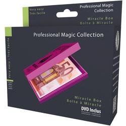 Tour de magie-Boîte à miracle avec DVD