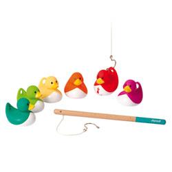 Jeu de pêche aux canards Ducky