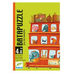 Jeu de cartes Batapuzzle