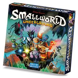 Jeu stratégie Smallworld Underground