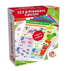 Maxi Fiches 123  Premiers calculs