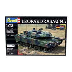 Maquette char militaire Leopard 2 A5/A5 NL