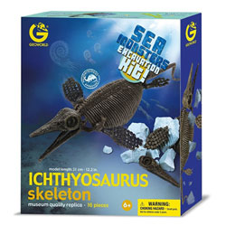 Kit d'excavation Ichtyosaure