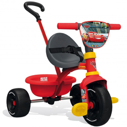 Cars 3 - tricycle be move - pédales antidérapantes