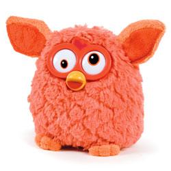 Peluche Furby 14cm Orange