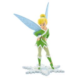 Figurine Fée Clochette Hiver - Disney Peter Pan