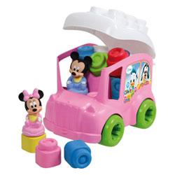 Baby Clemmy Le Bus de Minnie