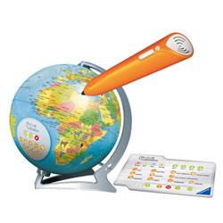Tiptoi Globe interactif