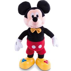 Peluche à fonction Mickey Contes et chansons 61 cm - Disney