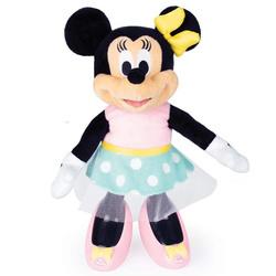 Peluche à fonction Minnie Contes et Chansons 61 cm - Disney