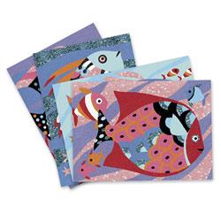 Sables Colorés poissons