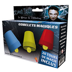 Gobelets Magic Dani Lary