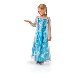 Déguisement Elsa La Reine des neiges 3/4 ans