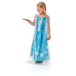 Déguisement Elsa La Reine des neiges 5/6 ans
