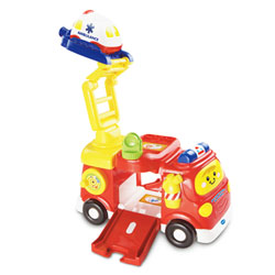 Mon Super Camion de Pompiers Tut Tut Bolides