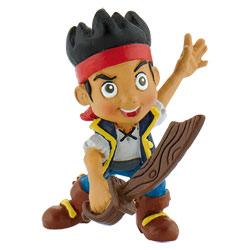 Figurine Jake avec sabre